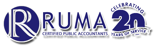 RUMA CPA | 20 Great Years